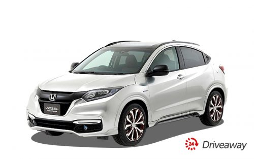 Honda Vezel – Lion City Rentals