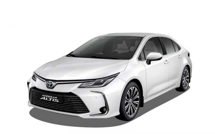Toyota Altis - Lion City Rentals