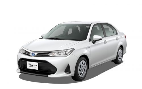 Toyota Axio – Lion City Rentals