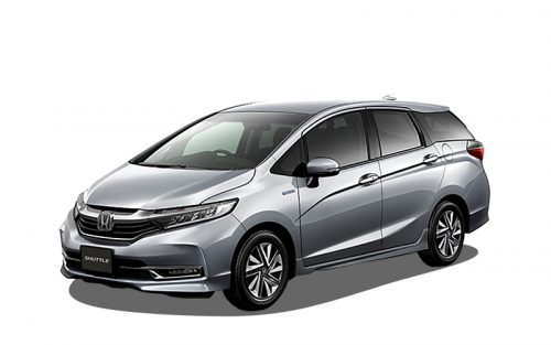 Honda Shuttle – Lion City Rentals