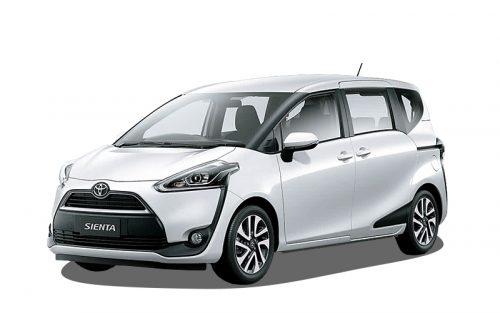 Toyota Sienta – Lion City Rentals