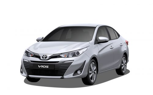 Toyota Vios – Lion City Rentals